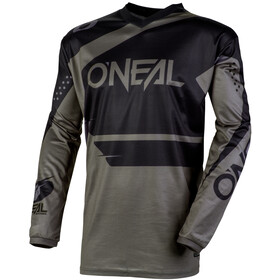O'Neal Element Maillot Racewear Hombre, black/gray